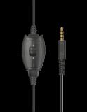 Casti cu microfon Trust GXT 404B Rana Gaming PS4, negru - imaginea 5