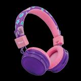 Casti cu microfon Trust Comi, Wireless Kids, purple - imaginea 1