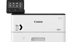 Imprimanta laser mono Canon LBP226DW, dimensiune A4, duplex, viteza max38ppm, rezolutie 600 X 600dpi, imprimare securizata, processor dual core800Mhz, memorie 1GB RAM, alimentare hartie 250 coli, limbaje deprintare: UFRII, PCL 5e4, PCL6, Adobe® PostScript, volum de printare max80000 pagini/luna
