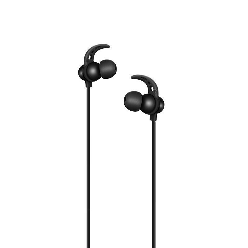 Handsfree Casti Bluetooth Hoco ES11 Maret Sporting, In-Ear, Negru - imaginea 1