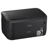 Imprimanta laser mono Canon LBP6030B, bundle, 2x CRG725 incluse in pachet, ( capacitate totala de printare tonere starter + 2x CRG725 3900 pagini) dimensiune A4, viteza max 18ppm, rezolutie 600x600dpi, memorie 32MB, alimentare hartie 150 coli, limbaj de printare: UFRII LT, volum de printare max 5000