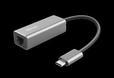 Adaptor Trust Dalyx USB-C to Ethernet Adapter - imaginea 8