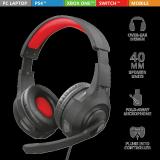 Casti cu microfon Trust GXT 307 Ravu Gaming Headset, negru - imaginea 2