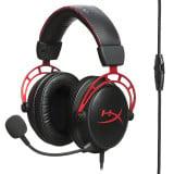 Casti cu microfon Kingston gaming, HyperX Cloud Alpha, Full size, negru - imaginea 4