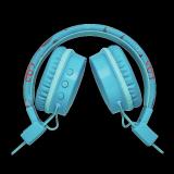 Casti cu microfon Trust Comi Kids, Bluetooth Wireless, blue - imaginea 6