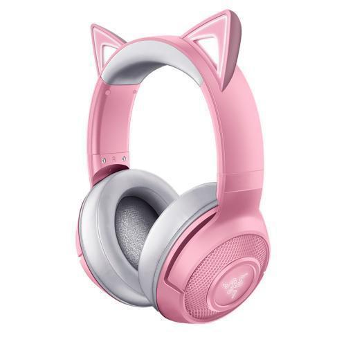 Casti Razer Kraken BT Headset, Kitty Edition - imaginea 1