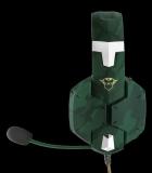 Casti cu microfon Trust GXT 322C Carus Gaming Headset, jungle camo - imaginea 4
