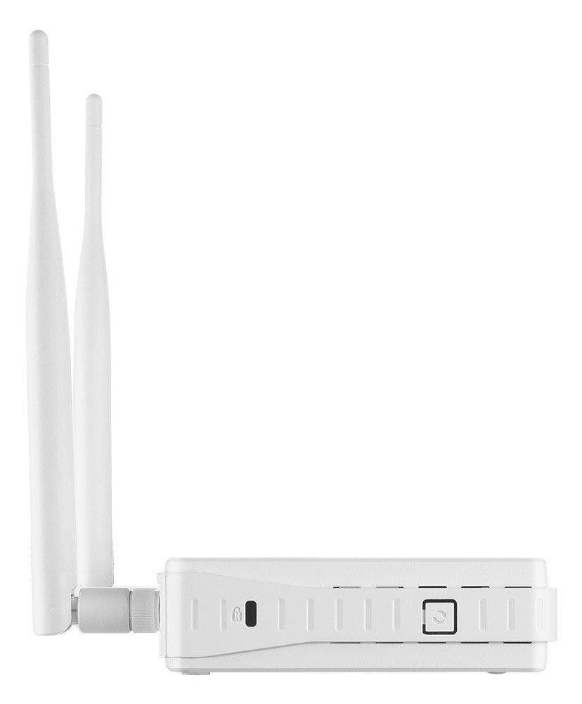 Wireless Access point D-Link DAP-2020, 802.11n/g/b wireless LAN, One 10/100BASE-TX Ethernet LAN port, Two 5 dBi gain detachable omni- directional antennas with RP-SMA connector, 2.4 to 2.4835 GHz , Wireless speeds of up to 300 Mbps - imaginea 2