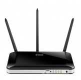 Router Wireless D-Link DWR-953, 1xWAN 10/100/1000, 4xLAN 10/100/1000, AC1200, Two detachable 4G LTE antennas - imaginea 1