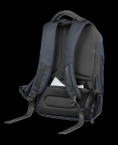 "Rucsac Trust Nox Anti-theft Backpack 16"" Blue - imaginea 4"