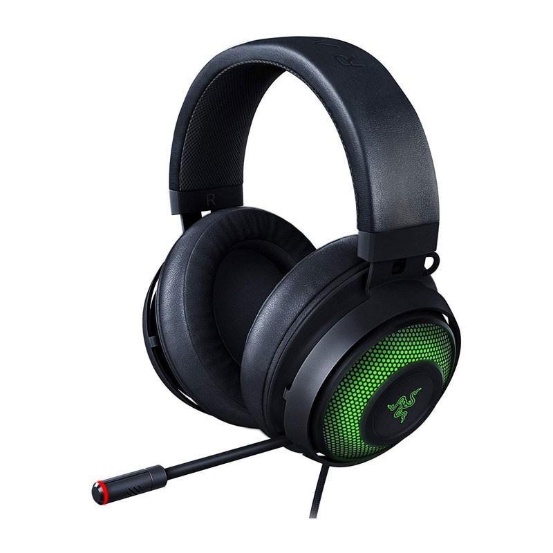 Casti cu microfon Razer Kraken Ultimate, 7.1 Surround Sound, negru - imaginea 1