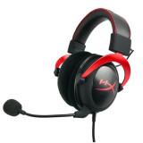 Casti cu microfon Kingston HyperX Cloud II Gaming, rosu - imaginea 3