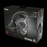 Casti cu microfon Trust GXT 430 Ironn Gaming, negru - imaginea 9