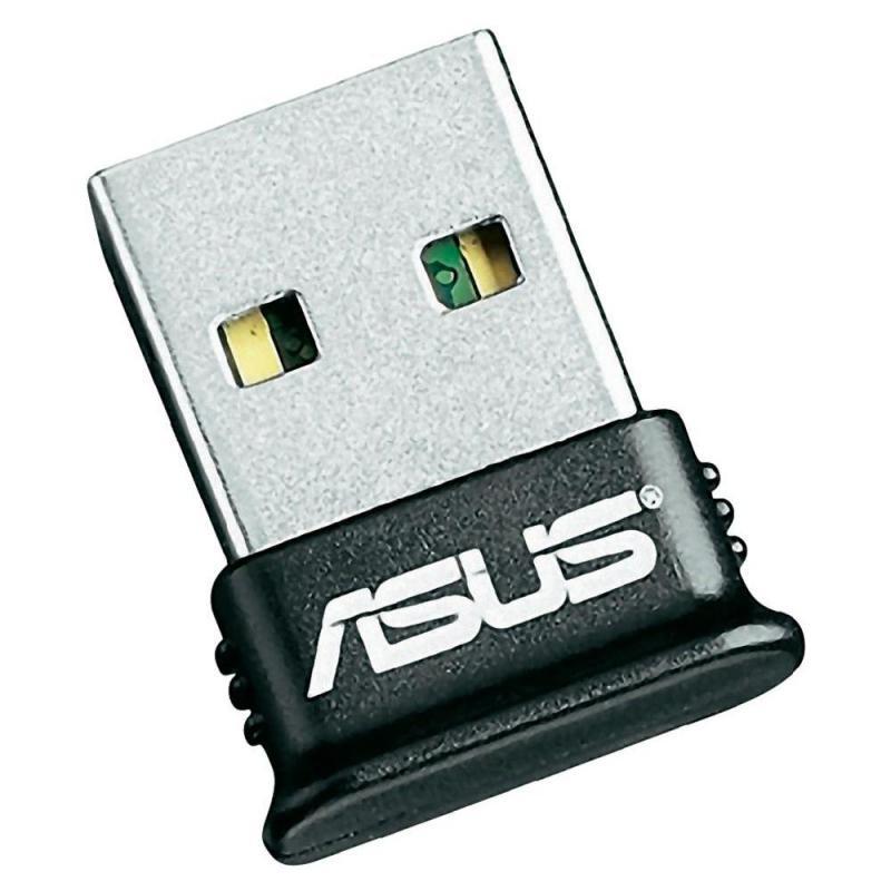Mini dongle Bluetooth 4.0 Asus, USB2.0, 100M Coverage, Energy Saving, Wireless Music Play, v.A - imaginea 1