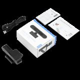 Camera Web Lenovo 500 FHD, Wired, Power Input 5 V, 900 mA, 107 x 63 x 50.4mm, 123 g w/o USB Cable, Black - imaginea 4