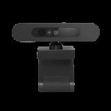 Camera Web Lenovo 500 FHD, Wired, Power Input 5 V, 900 mA, 107 x 63 x 50.4mm, 123 g w/o USB Cable, Black - imaginea 2
