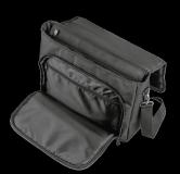 "Geanta GXT1270 Bullet Messenger Bag 15.6"" Black - imaginea 10"