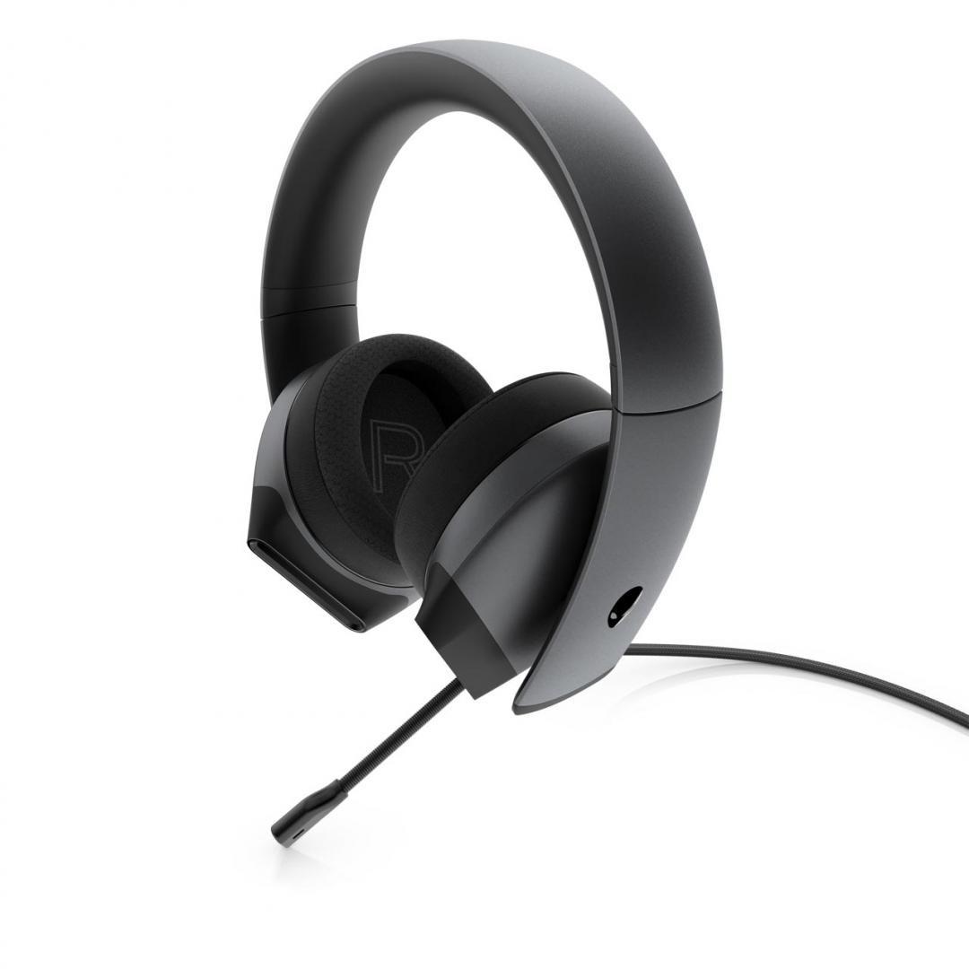Casti Dell Headset Alienware Gaming AW510H, negru - imaginea 5