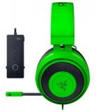 Casti cu microfon Razer Kraken Tournament Edition, verde - imaginea 3