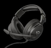Casti cu microfon Trust GXT 433 Pylo Multiplatform Gaming, negru - imaginea 6