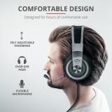 Casti cu microfon Trust GXT 430 Ironn Gaming, negru - imaginea 7