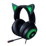 Casti cu microfon Razer Kraken Kitty Black USB 7.1 Surround Sound, negru