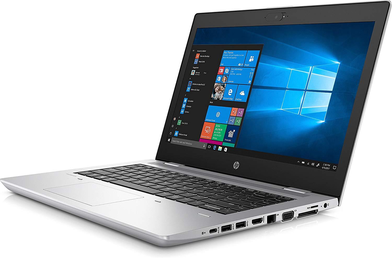 "Laptop HP ProBook 640 G4, Intel Core i5 8350U 1.7 GHz, 8 GB DDR4, 256 GB M.2 NVMe, Intel UHD Graphics 620, WI-FI, Bluetooth, WebCam, Display 14"" 1920 by 1080, TouchScreen, Windows 10 Pro, 3 Ani Garantie - imaginea 3"