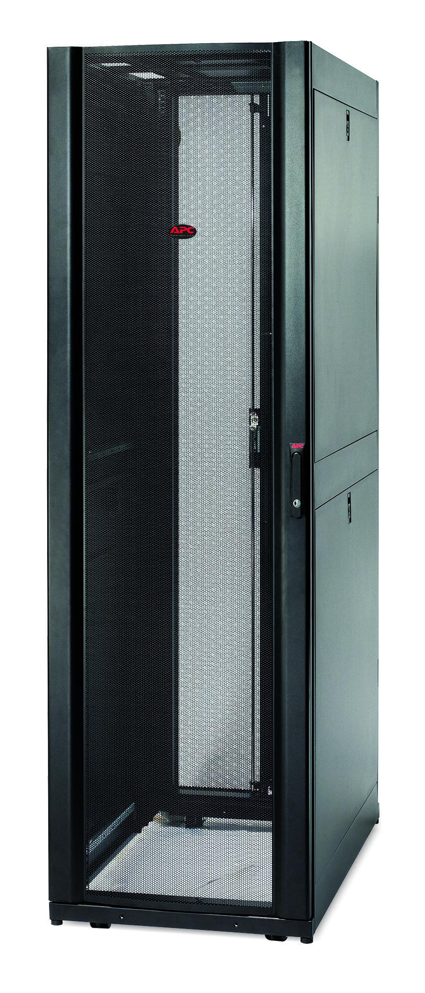 Cabinet Rack Server, APC Netshelter SX , AR 3300, 42U , 1991 mm x 600 mm x 1200 mm - imaginea 1