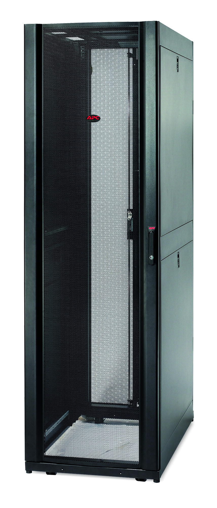 Cabinet Rack Server, APC Netshelter SX , AR 3300, 42U , 1991 mm x 600 mm x 1200 mm, Refurbished - imaginea 1