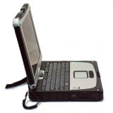"""Laptop Panasonic Toughbook CF-19 MK8, Intel Core i5 3610ME 2.7 GHz, WI-FI, Bluetooth, Display 10,4"""" 1024 by 768 Touchscreen, 4 GB DDR3; 500 GB HDD SATA, Second Hand - imaginea 2"""