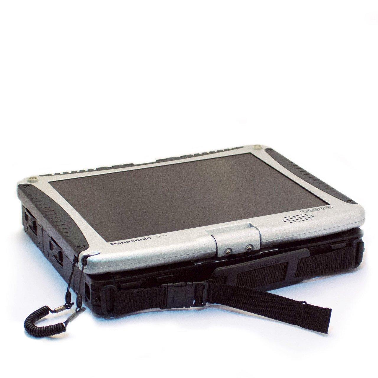 "Laptop Panasonic Toughbook CF-19 MK7, Intel Core i5 3340M 2.7 GHz, WI-FI, Bluetooth, Display 10,4"" 1024 by 768 Touchscreen, 4 GB DDR3; 320 GB HDD SATA, Second Hand - imaginea 5"