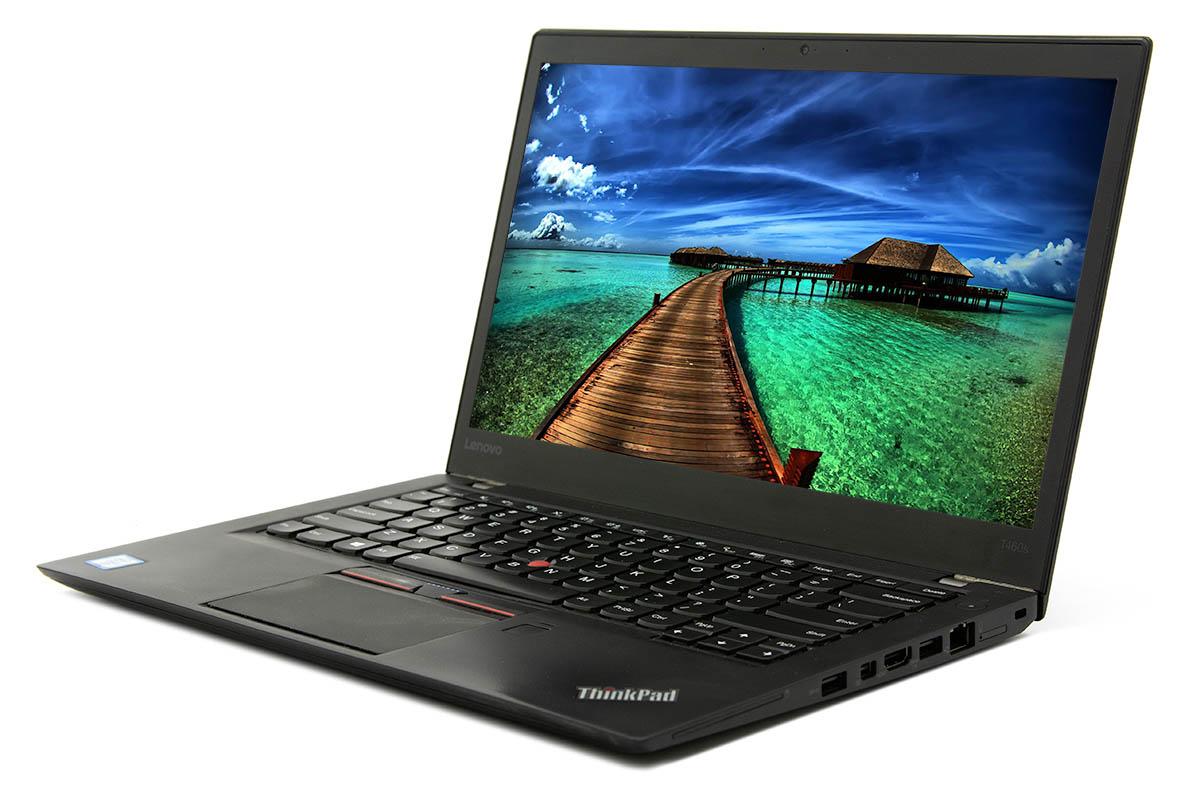 "Laptop Lenovo ThinkPad T460s, Intel Core i5 6300u 2.4 GHz, Intel HD Graphics 520, WI-FI, Bluetooth, Webcam, Display 14"" 1920 by 1080, 8 GB DDR4, 512 GB SSD M.2 NVMe, Windows 10 Pro, 3 Ani Garantie - imaginea 1"