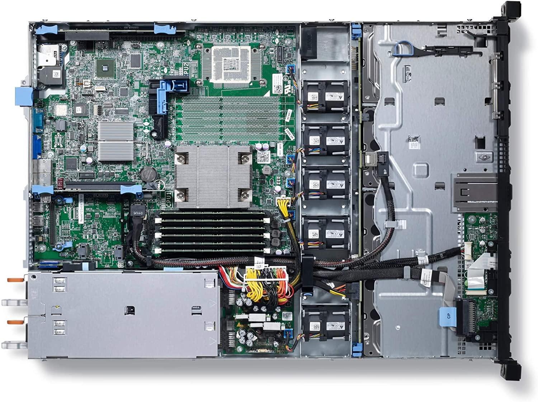 Server Dell PowerEdge R320, Intel 6 Core Xeon E5-2420 1.9 GHz, 16 GB DDR3 ECC, 2 x 256 GB SSD, 4 Ani Garantie - imaginea 2