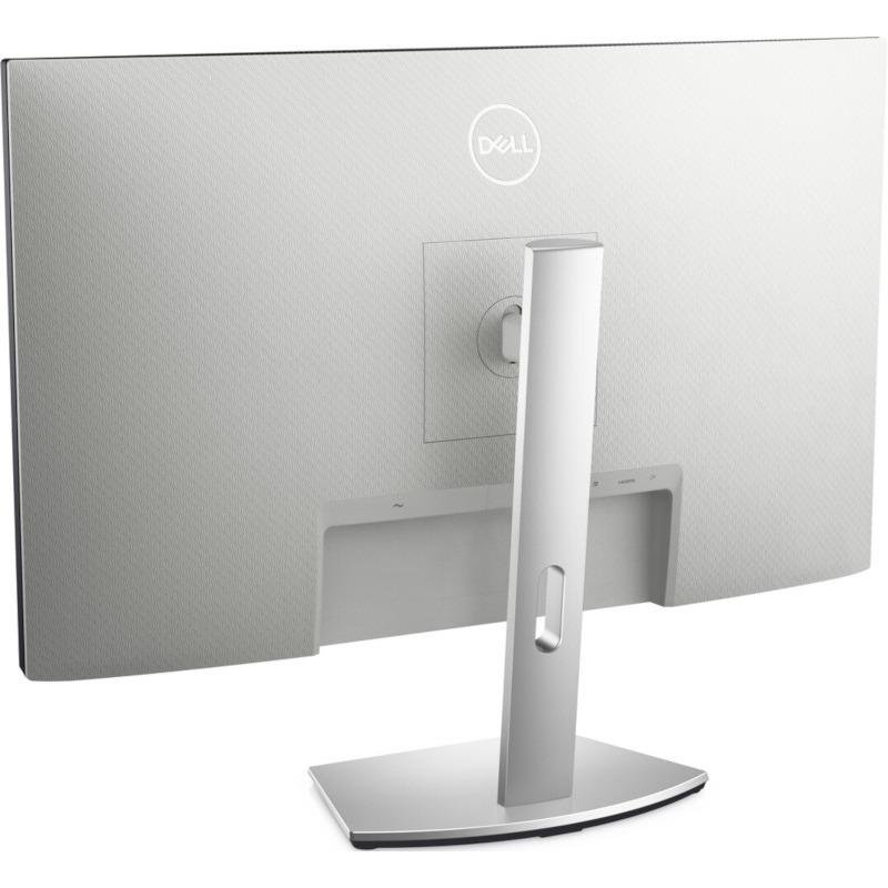 Monitor 27 inch LED IPS FULL HD ,Dell S2721HN, FreeSync, Silver, 3 Ani Garantie, Nou - imaginea 2